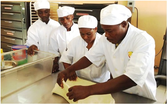 Intensive Training on Bread Making and Bakery Operations
